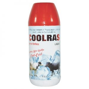 coolras liquid-heat stress and boost up immunity