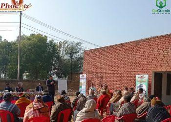 Farmers Meeting at Mahendergarh, Haryana