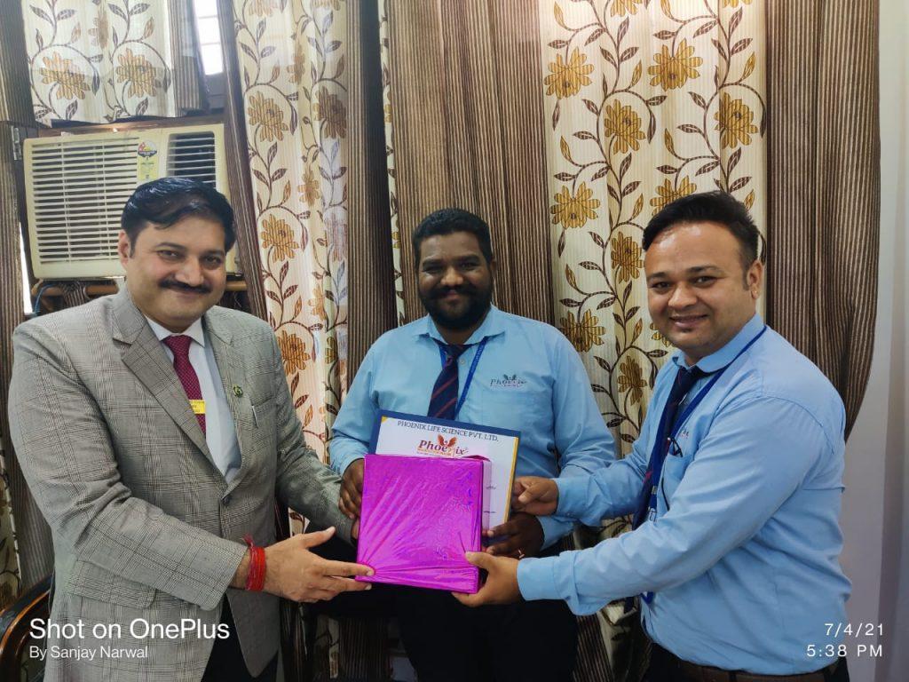 Ramandeep - Dabwali- june month achiever