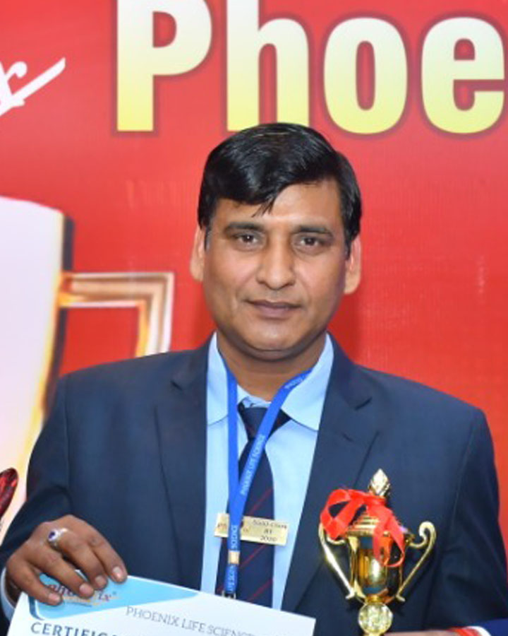 Bhaskar Dayani achiever phoenix life science - Riashikesh