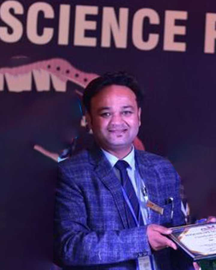 Chander Shekhar Joshi axchiever phoenix life science pvt ltd